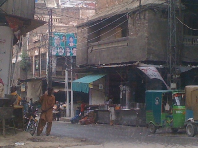 Heera Mandi (''Diamond Market''/ Red light area)